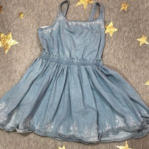 CalvinKlein jean dress 👗